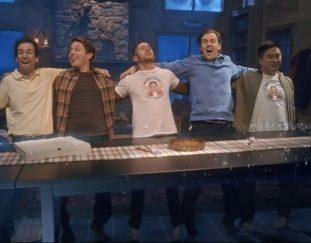 "Watch SNL's Bachelor Party ""Boner Song"" Skit"