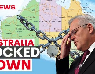 australia-covid-update-half-of-the-country-locked-down-7news