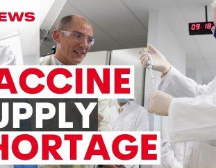 australias-covid-vaccine-supply-shortage-to-be-addressed-7news