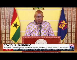 covid-19-president-updates-guidelines-for-funerals-weddings-amid-fears-of-third-wave-26-7-21