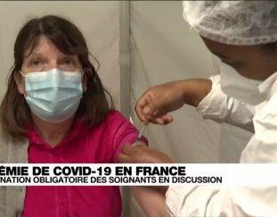 covid-19-en-france-la-vaccination-obligatoire-des-soignants-en-discussion-france-24