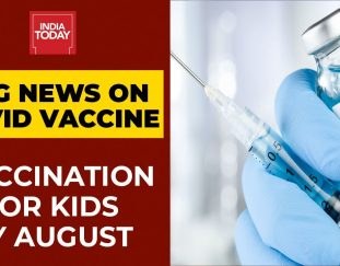 covid-vaccine-for-kids-by-august-union-health-minister-mansukh-mandaviya-breaking-news