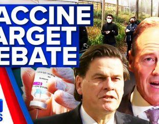 federal-government-urged-to-set-realistic-vaccination-targets-coronavirus-9-news-australia