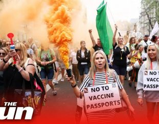 anti-vaccine-passport-protesters-march-in-london-standing-against-covid-19-government-mandates