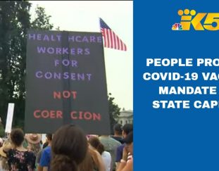 health-care-state-workers-protest-covid-19-vaccine-mandate-in-olympia