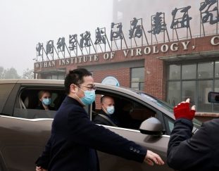 w-h-o-experts-who-are-investigating-the-origin-of-the-virus-visit-a-lab-in-wuhan
