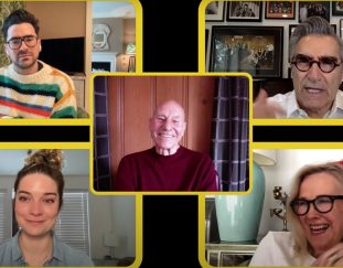 sir-patrick-stewart-interviews-schitts-creek-cast-video