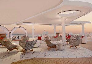 Francesca Bucci on Creating Hospitality at Sea