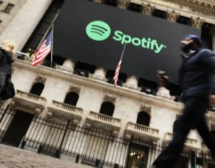 nyse-launches-first-trade-nfts-of-spotify-snowflake-and-more
