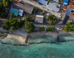 maldives-calls-for-urgent-action-to-end-climate-change-sea-level-rise