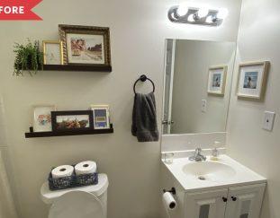 builder-grade-bathroom-redo-inspiration-blue-and-white-bathroom-redo