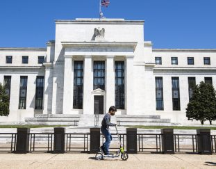 the-federal-reserve-now-forecasts-at-least-two-rate-hikes-by-the-end-of-2023