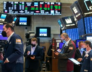 sp-500-futures-fall-slightly-to-start-the-week-as-the-benchmark-sits-inches-from-a-record