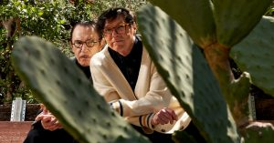 Now Sparks Can Confuse Fans on the Big Screen