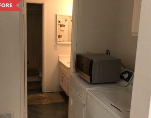 custom-cane-webbing-cabinets-in-laundry-room
