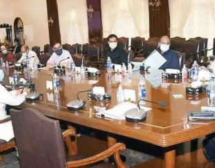 sindh-health-minister-chairs-meeting-on-polio-drive-and-covid-situation