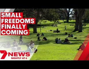 covid-restrictions-set-to-ease-slightly-as-victoria-approaches-vaccine-target-7news