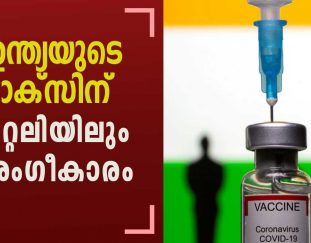 indias-covid-vaccine-approved-in-italy-keralakaumudi
