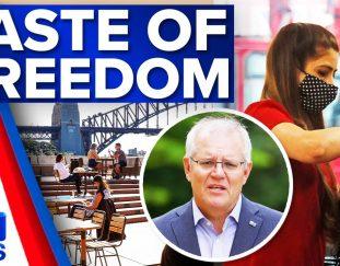 nsw-freedoms-for-the-fully-vaccinated-coronavirus-9-news-australia