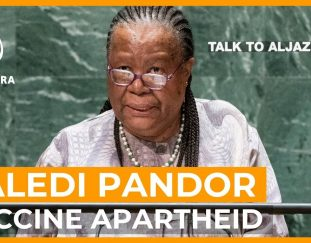 south-african-fm-is-africa-facing-covid-vaccine-apartheid-talk-to-al-jazeera